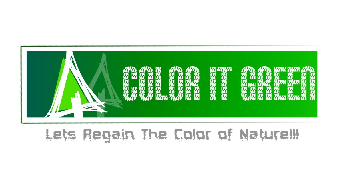 Color It Green: World Environment Day Poster Competition