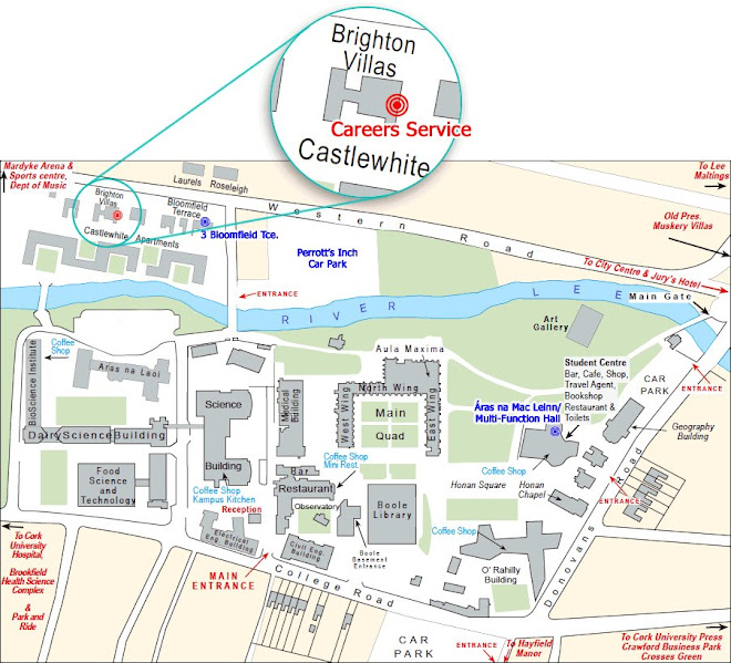 Ucc Careers Advisory And Work Placement Service Ucc Graduate