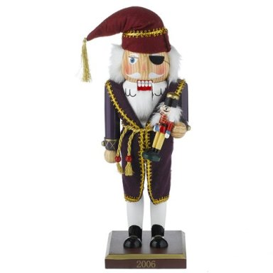 deck the holiday 39 s nutcrackers their history and traditions. Black Bedroom Furniture Sets. Home Design Ideas