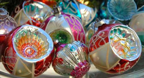 not so long ago the nostalgic desire for items from the past has caused a boom in the artistic creation of vintage hand crafted christmas ornaments in the
