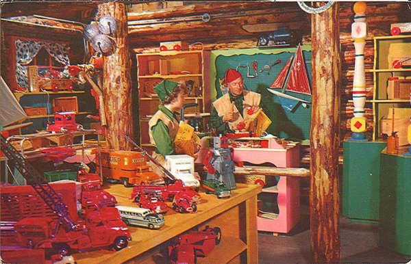 deck the holiday 39 s how santa 39 s elves work. Black Bedroom Furniture Sets. Home Design Ideas