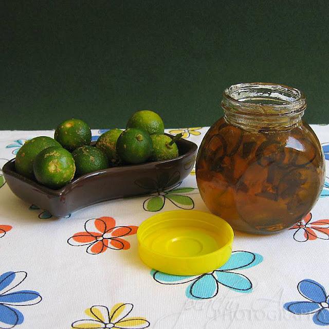 Calamansi Marmalade/ Calamondin Marmalade
