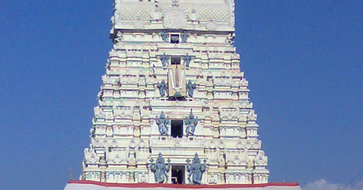 Dhivya Dharsanam: Nandhambakkam Sri Kothandaramar