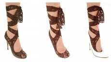 Foot Lingerie at Minisock