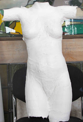 Processes: Body Casting with Plaster of Paris Bandages