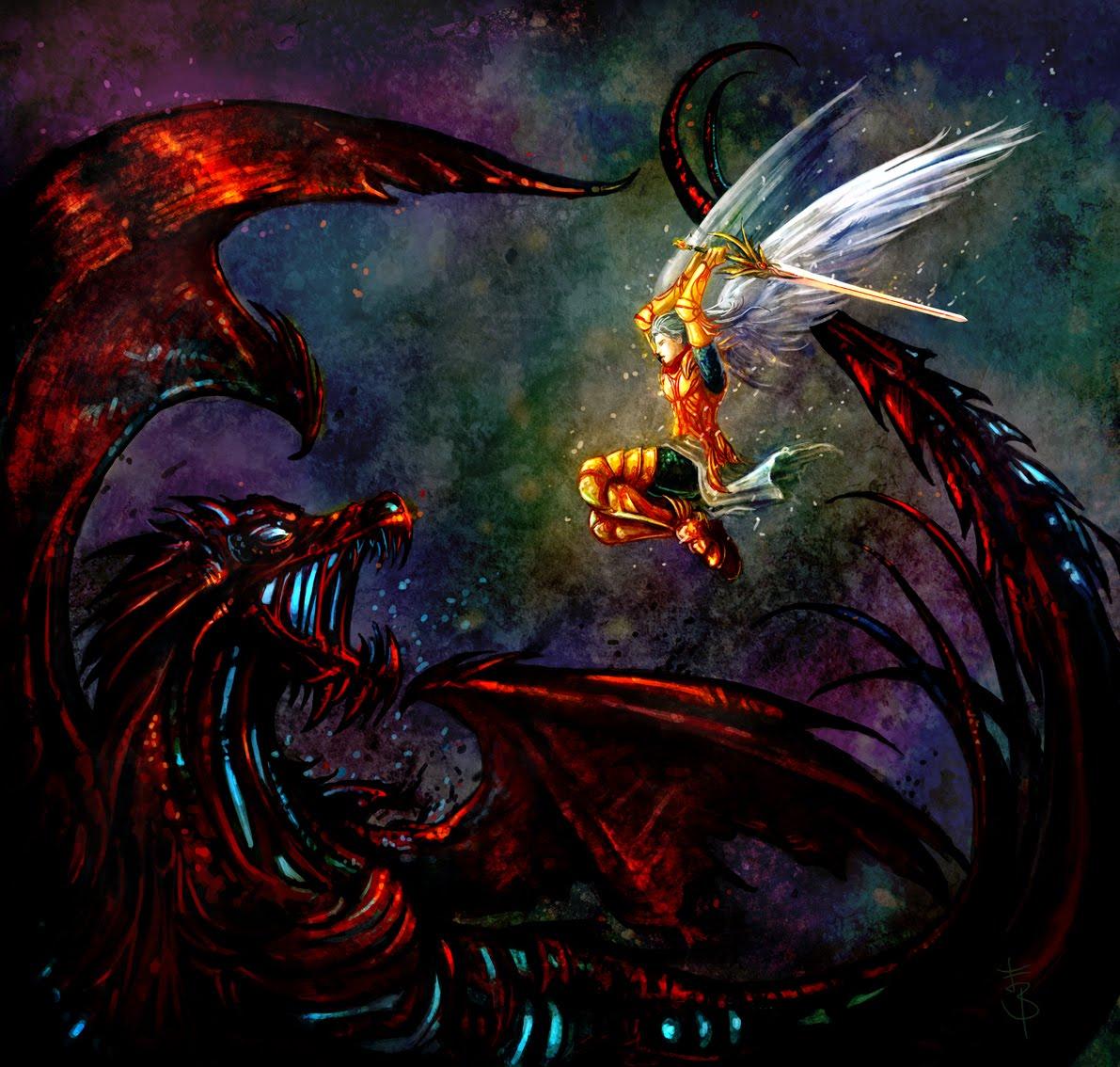 Lucifer Azrael: Cielo En Ruinas