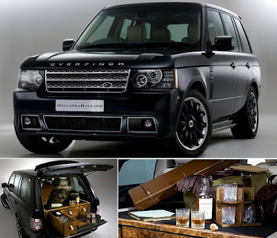unemployed and blogging holland holland overfinch range rover with 1 year free liquor. Black Bedroom Furniture Sets. Home Design Ideas