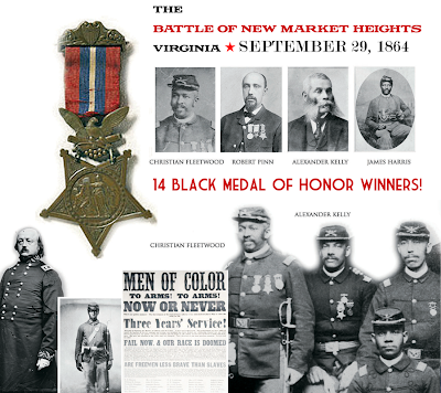 14 Black Medal of Honor Winners
