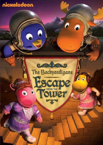The Backyardigans Escape From The Tower 2010 Dvdrip Xvid