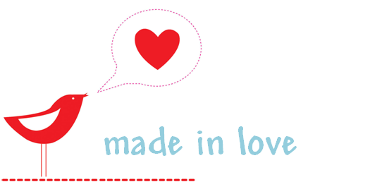 made in ♥ love