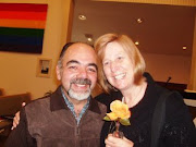 Cindy Sheehan and Fernando Suarez Del Solar
