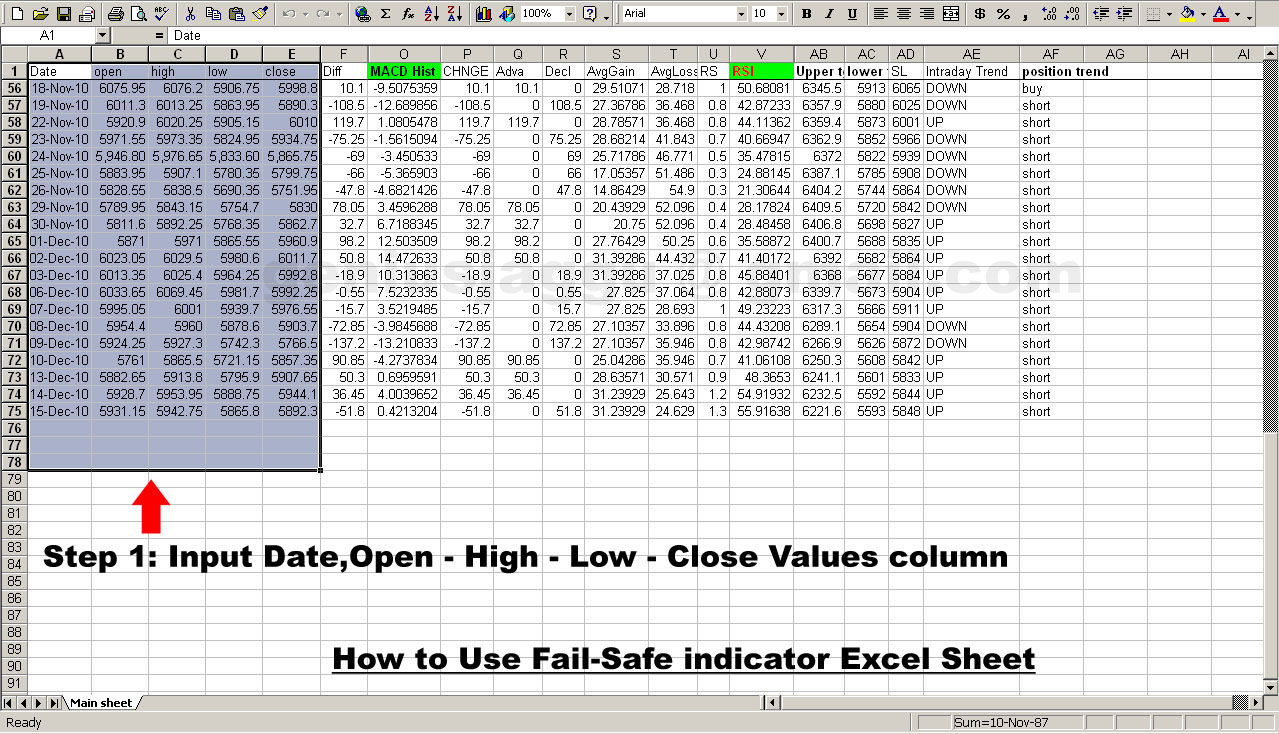 binary option pricing model spreadsheet google spreadsheet