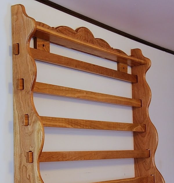 Quiltmakers Journey: Wall Quilt Rack - I Love It!