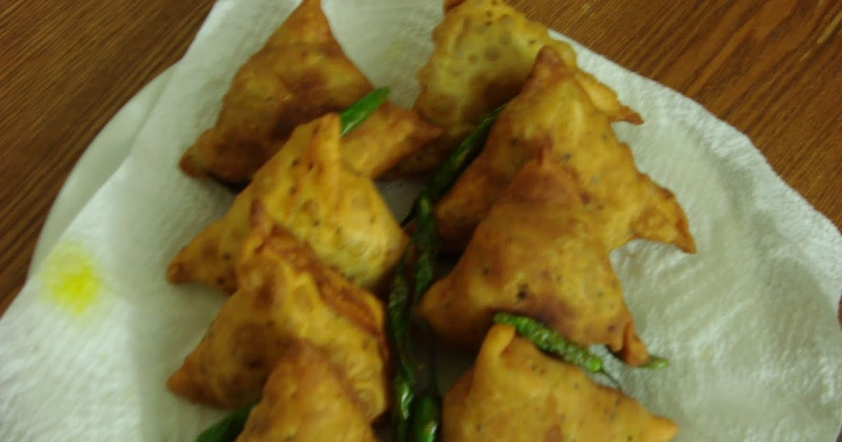 Quick Recipes For Food Lovers Samosa