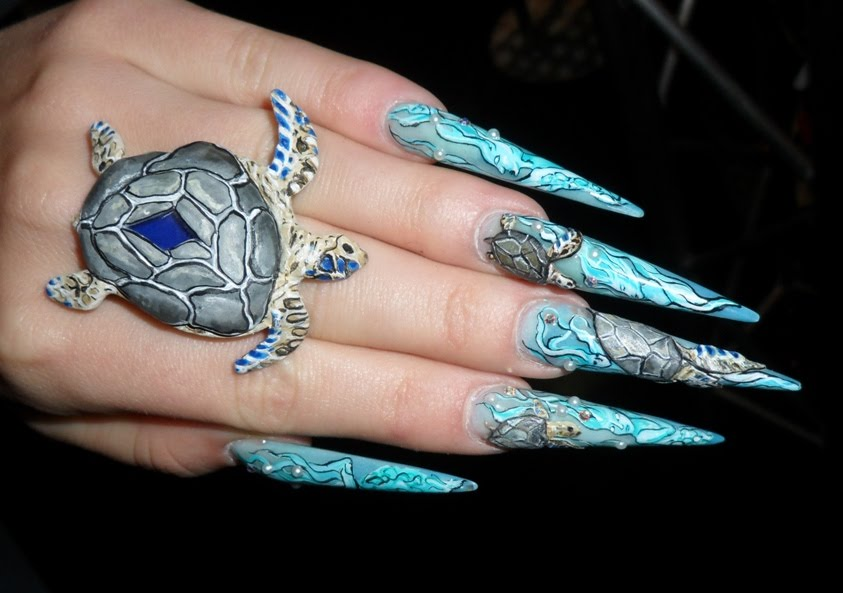 NAILQUEEN: Stunning Nails from Europe
