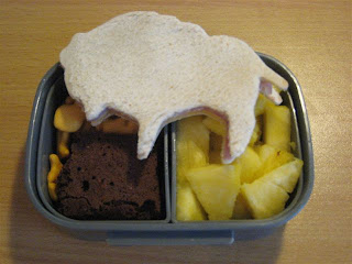 Buffalo Sabres Hockey Bento