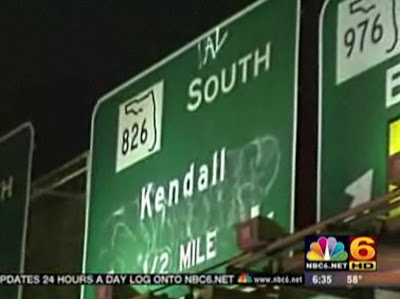 MSG CARTEL: Suspected 'graffiti writer' falls to his death