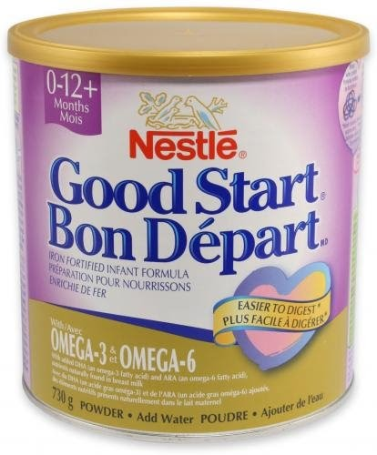 Weighty Matters Is Nestle S Good Start Probiotic Infant