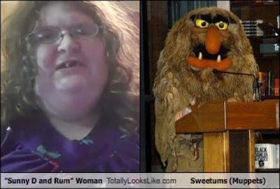 Funny Look Alike Seen On www.coolpicturegallery.us