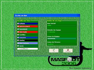 BAIXAR GRATIS MASFOOT 2006