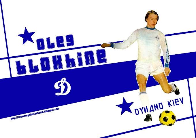 WALLPAPER. Oleg Blokhine.