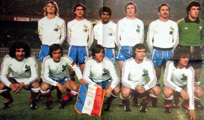 FRANCE-Espagne 1978.