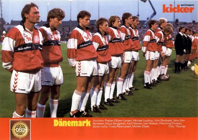 DANEMARK 1988.