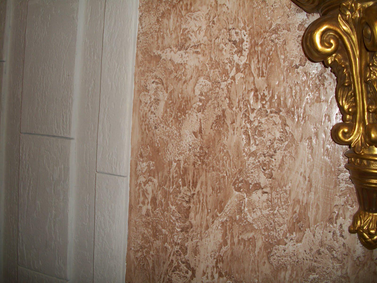Venetian Plaster Decor