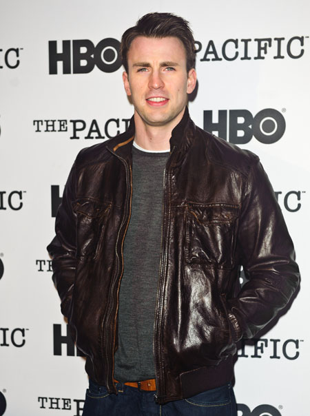 "The Chris Evans Blog: Chris Evans at ""The Pacific"" DVD launch"