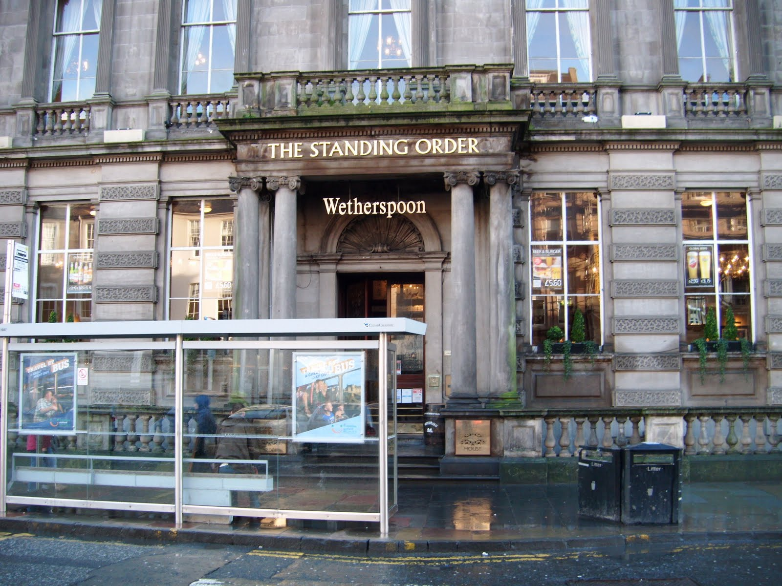 JD Wetherspoon Pubs