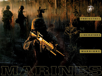 Marines Wallpaper
