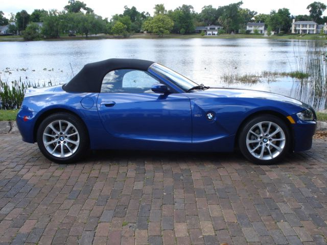 2008 Bmw Z4 3 0i Roadster Convertible 26 999