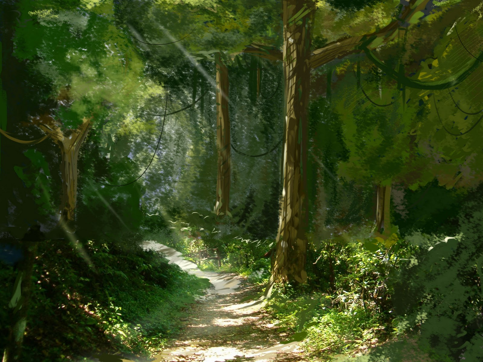 MicroCuentos: Bosque