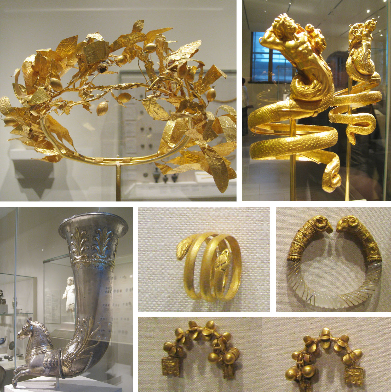 * gemagenta *: Ancient GREEK & ROMAN Jewelry at MET Musem