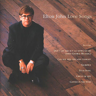 Toda mi músicA: Love songs - Elton John - 1995