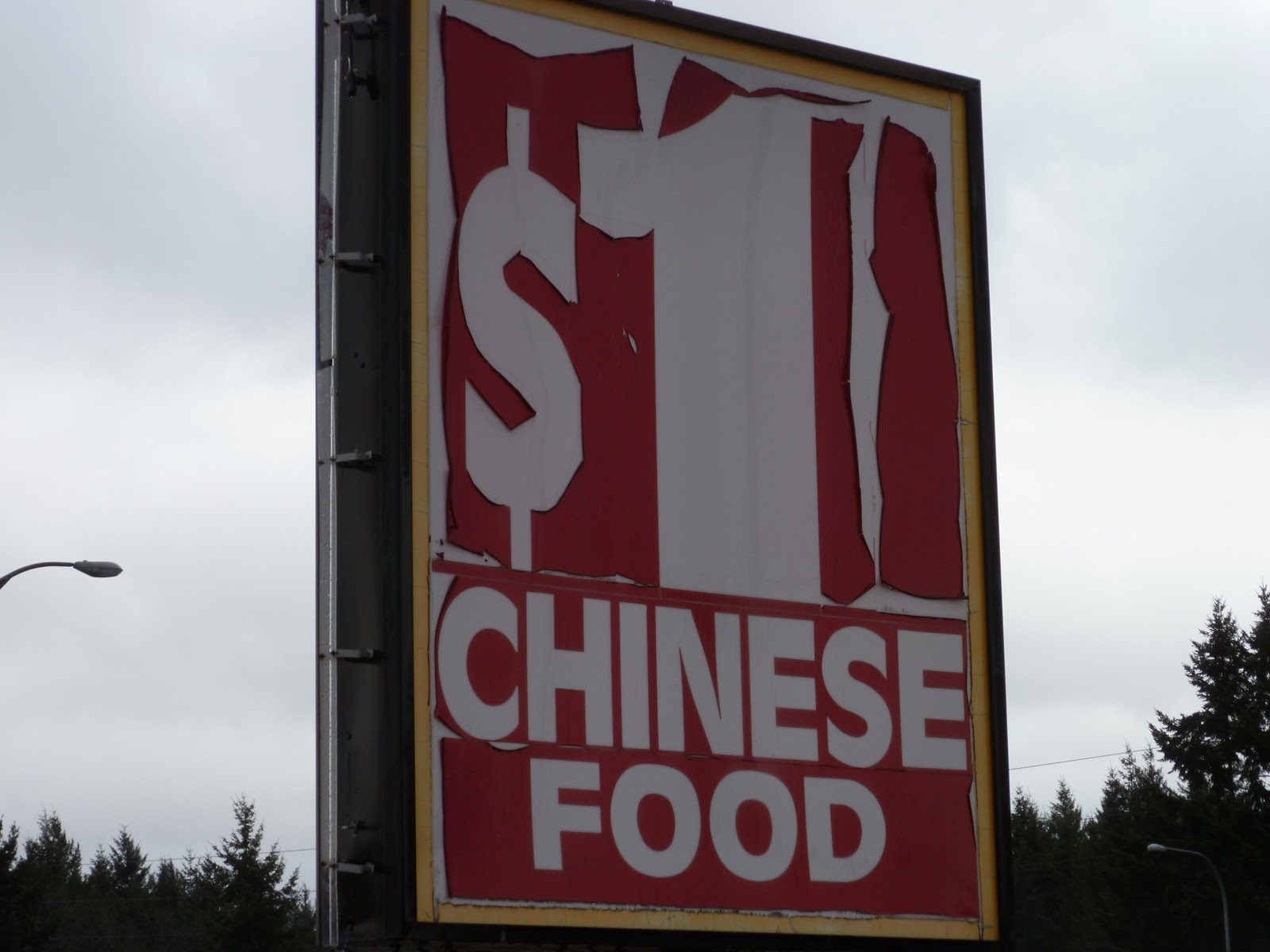 Dollar Chinese Food In Tacoma