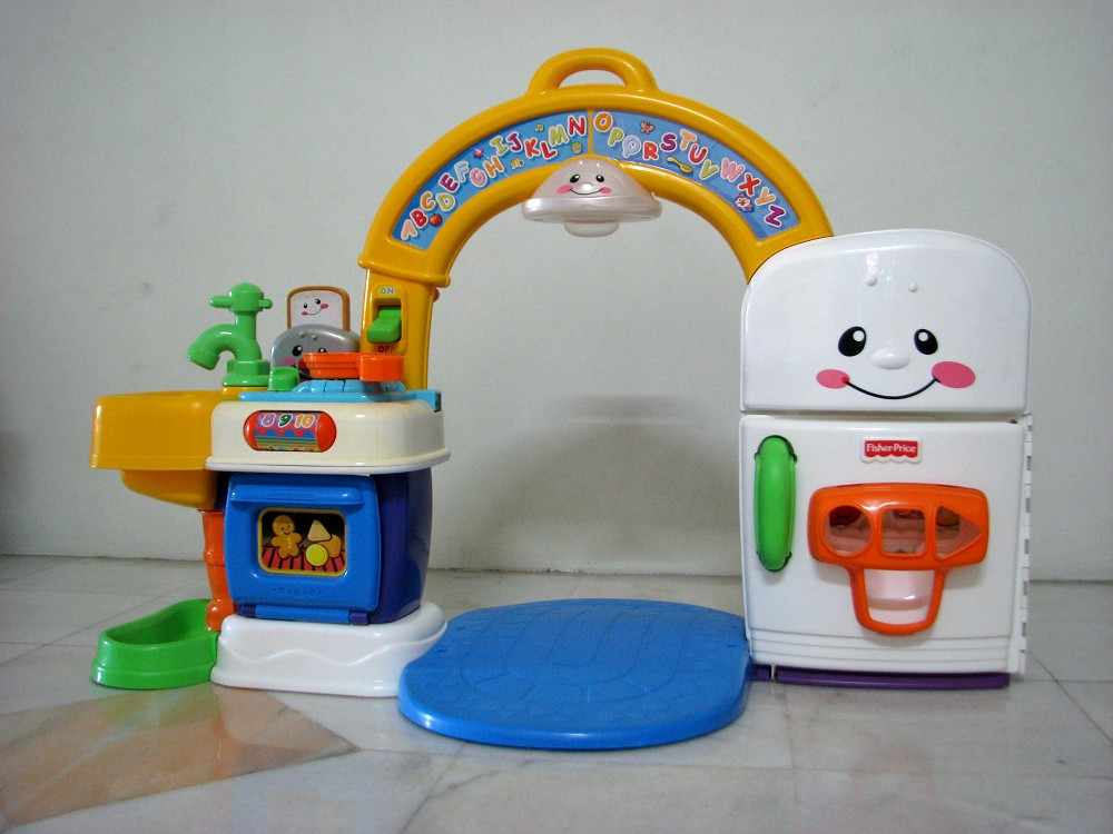 Kiddy Parlour Sold Gallery Fisher Price Laugh Amp Learn 2