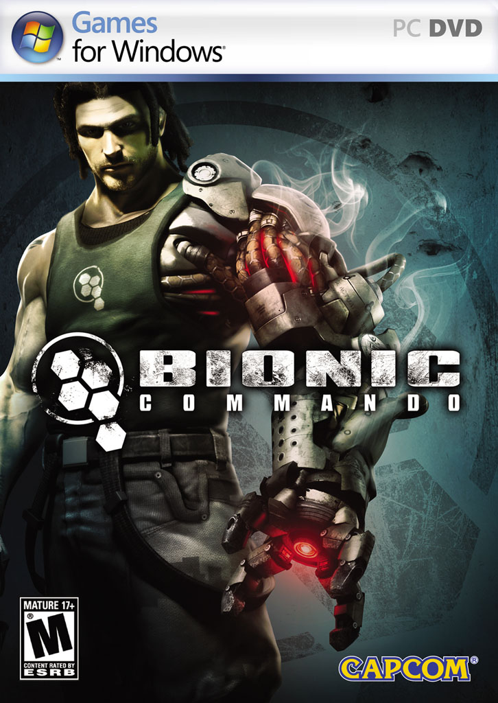Bionic Commando: PC