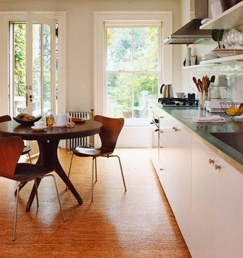 Cork Flooring for Kitchen Floors