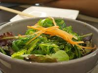 Ensalada wakame kiuri