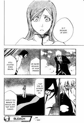 Anime: Ulquiorra x Orihime - they are