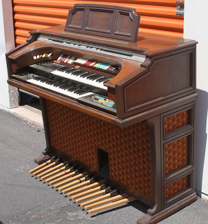 MATRIXSYNTH: Thomas Monticello 372 moog preset synthesizer Organ