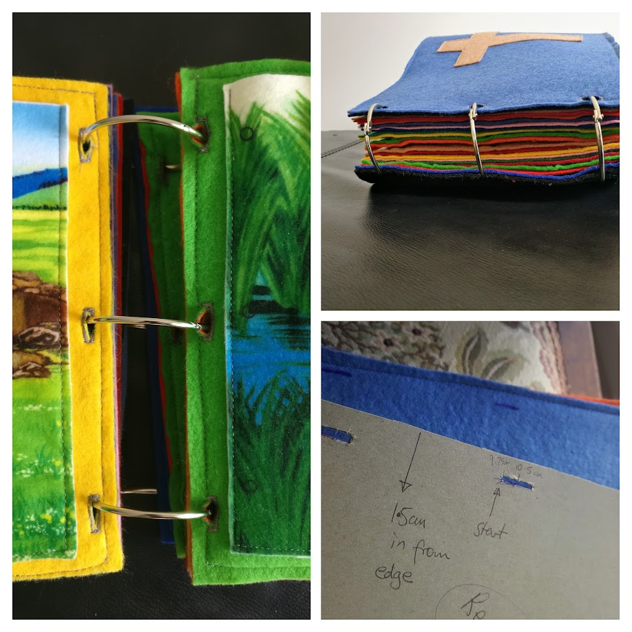 Faith And Felt Obsession: Quiet Book Making Tips