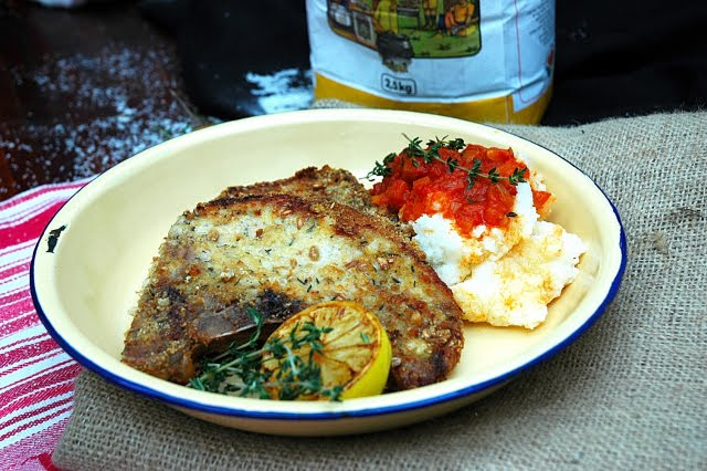 Pork Chop-and Pap