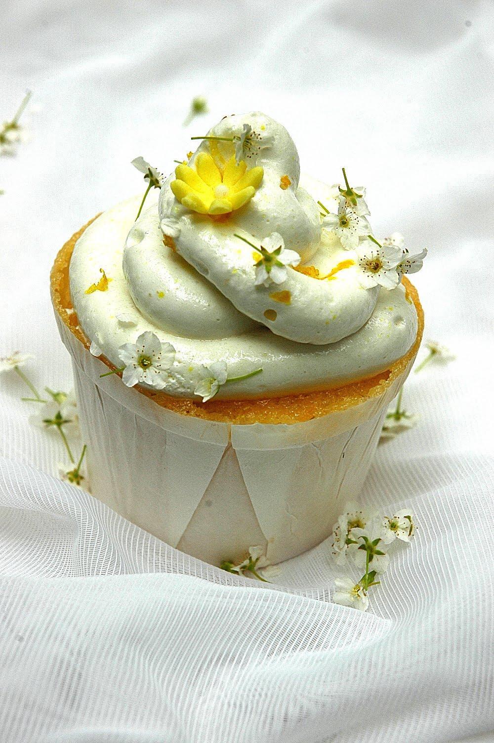 Limoncello Cupcakes Easy Cooking