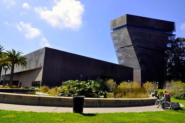 San Francisco Golden Gate Park De Young Museum