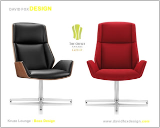 Cool The Furniture Industry Blog Kruze Lounge Chair Wins Gold Pdpeps Interior Chair Design Pdpepsorg