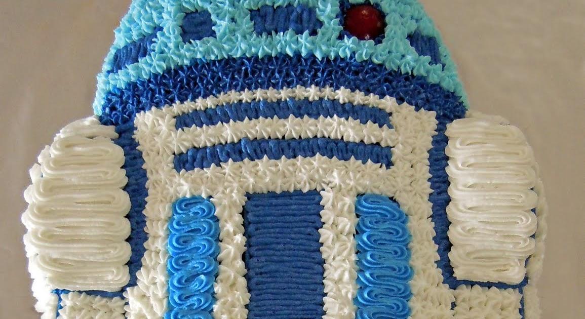 Cake Trails Star Wars Fan