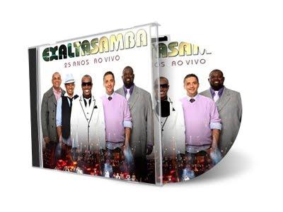 Download Cd Exaltasamba 25 Anos Ao Vivo Audio Dvd 2010 | Watch Best
