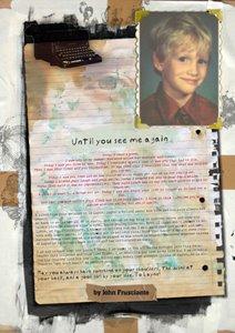 Uma vizualização do poema de John sobre Layne Staley